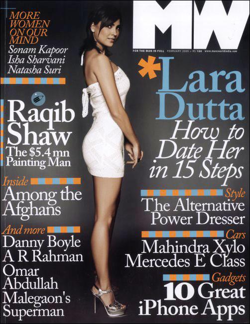 Lara Dutta pour MW