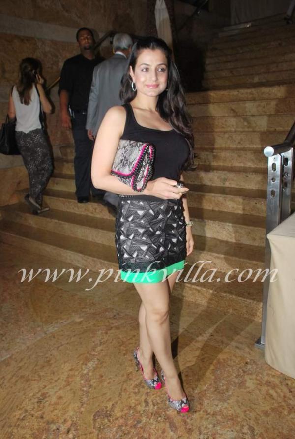 Amy Jackson  Bollywood Fashion Police-6880