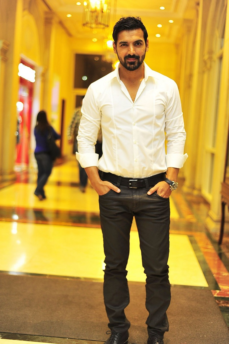 John Abraham Bollywood Fashion Police