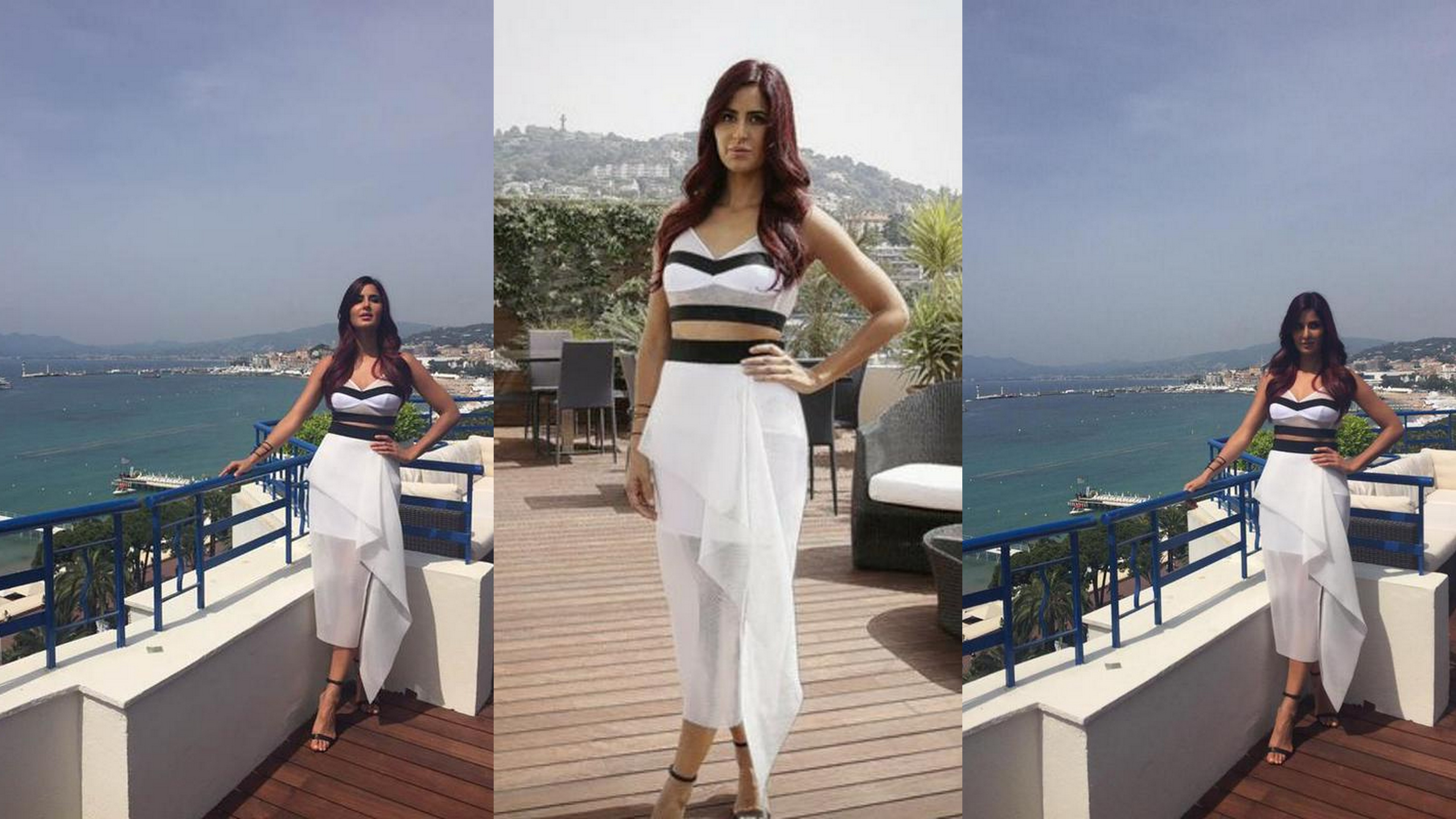 Casual at cannes bollywood fashion police for Police cannes
