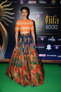 Aditi Rao Hydari at IIFA Awards 2015 in Kuala Lumpur on 5th June 2015 shown to user